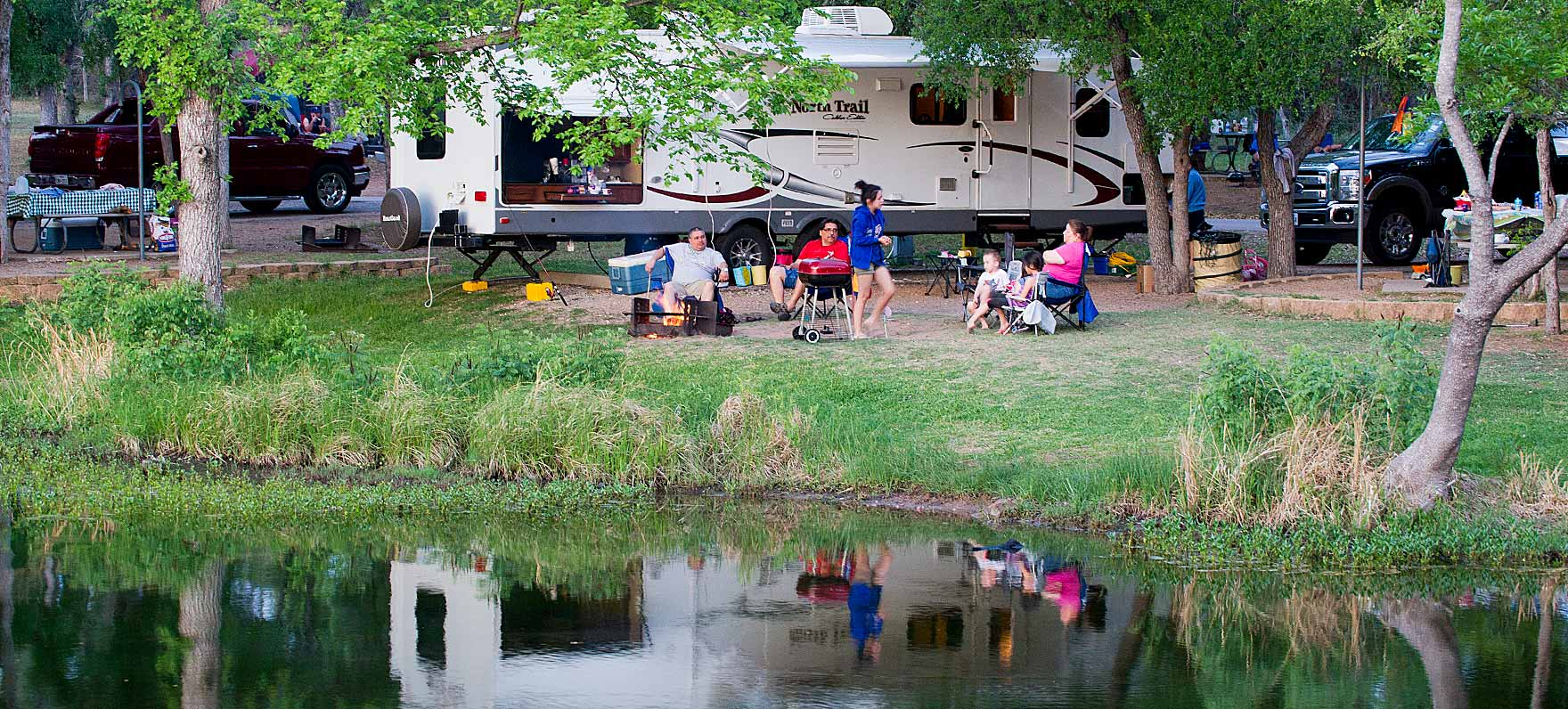 RV Camping on Texas Lakes and Rivers – LakeHouseLifer